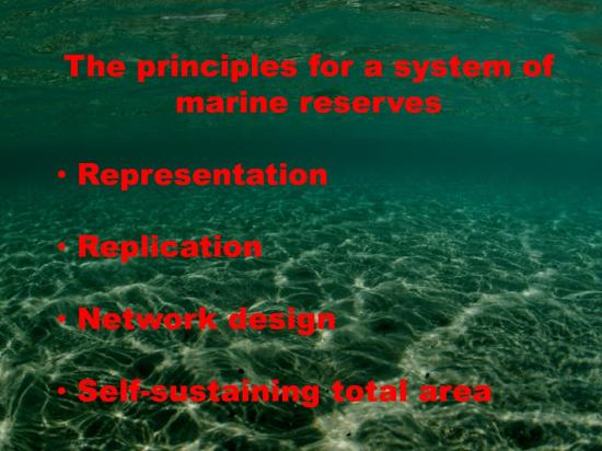 Why Do We Need No-take Zones for Marine Spatial Plan Dr Roger Grace (56)