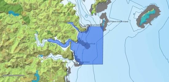 Draft Te Muri Type 1 MPA (marine reserve)